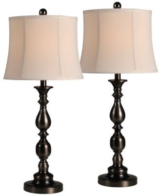 Macys Table Lamps Unique RenWil Set Of 60 Scala Table Lamps Master Bedroom And Bedrooms