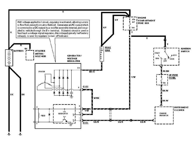 2002 Bmw Alternator Wiring