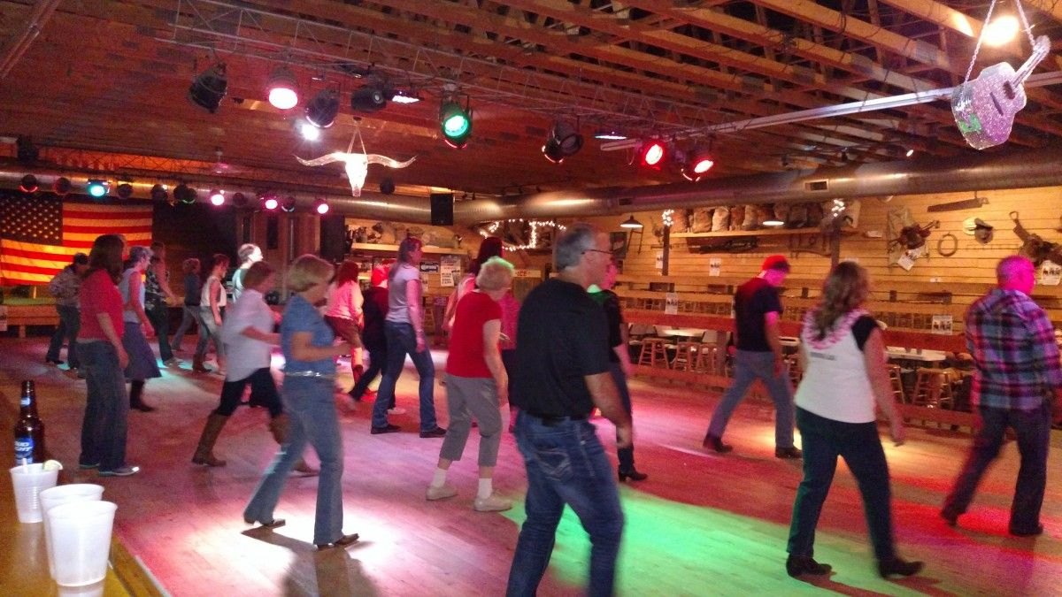 Ring in the new year, country style! Rock out to the tunes