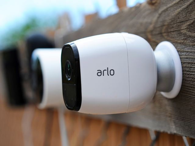 Protect Your Home With The Best Smart Outdoor Security Cameras Outdoor Security Camera Home Security Security Cameras For Home