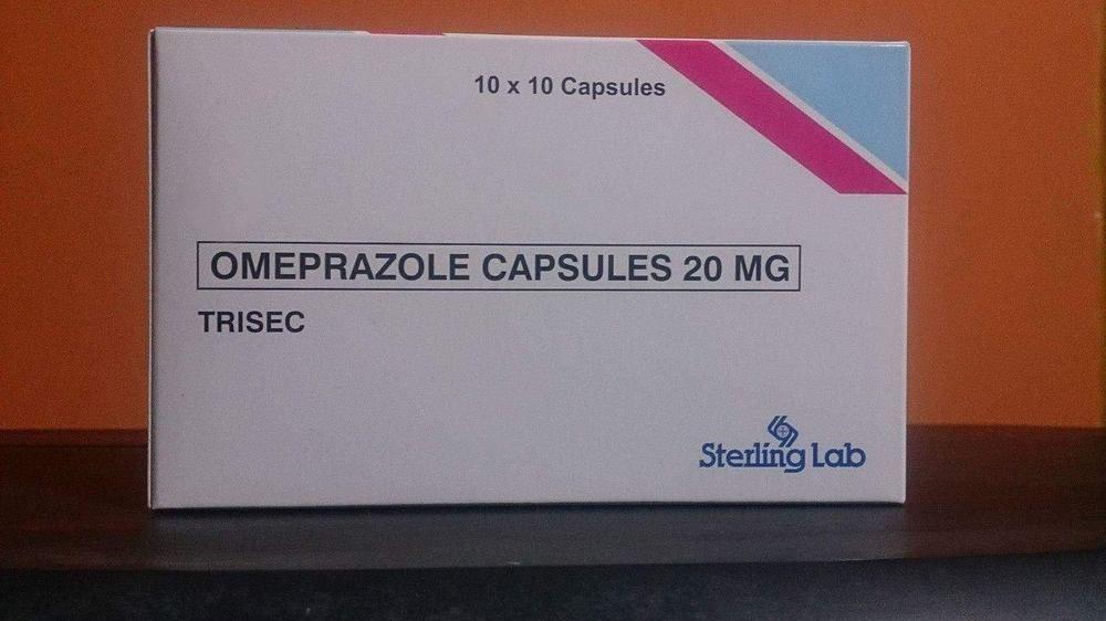 Omeprazole Mg Otc  Capsules Acid Reducer Gastritis Heartburn Relief Spc