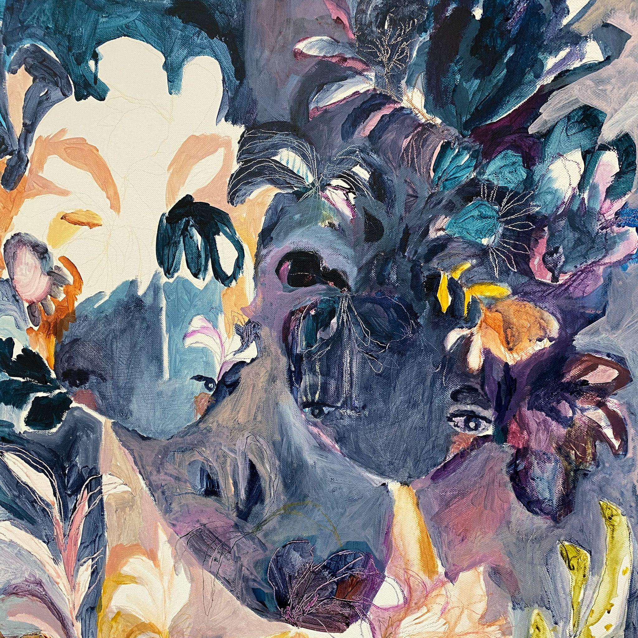Pin on JANE DONALDSON on canvas