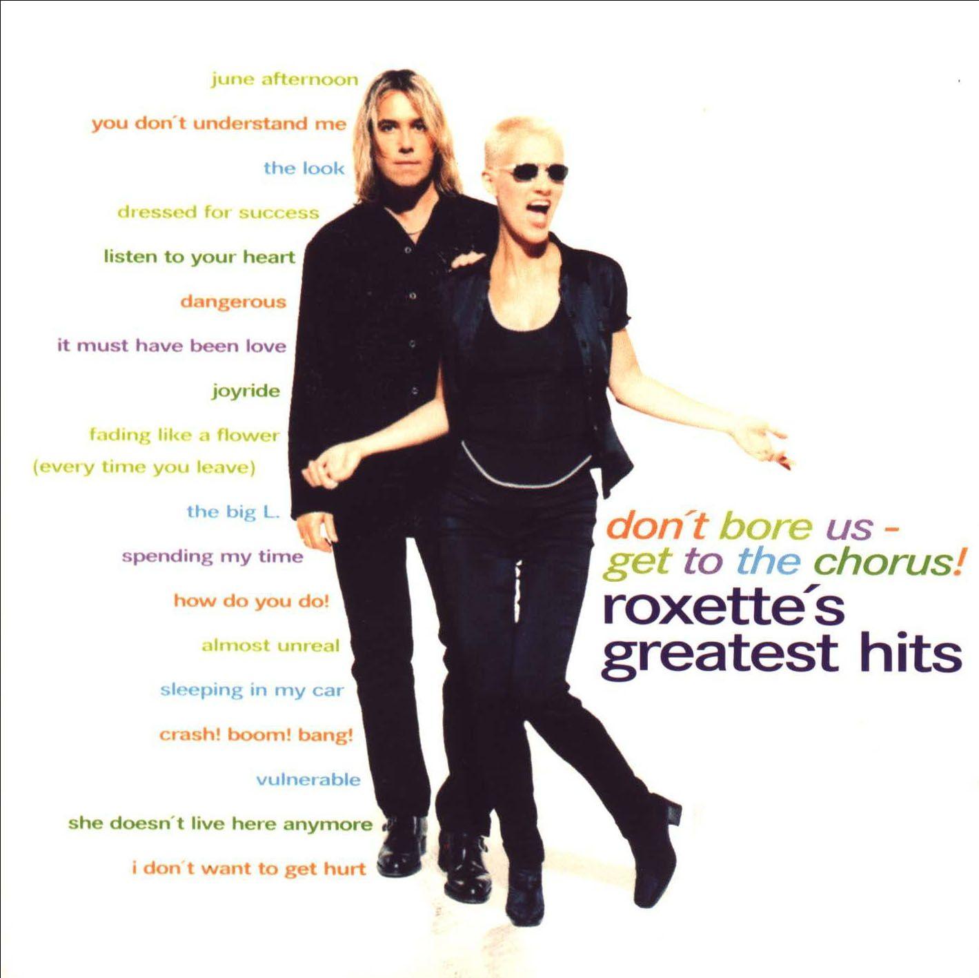 DOWNLOAD COMPLETO GRATUITO ROXETTE CD