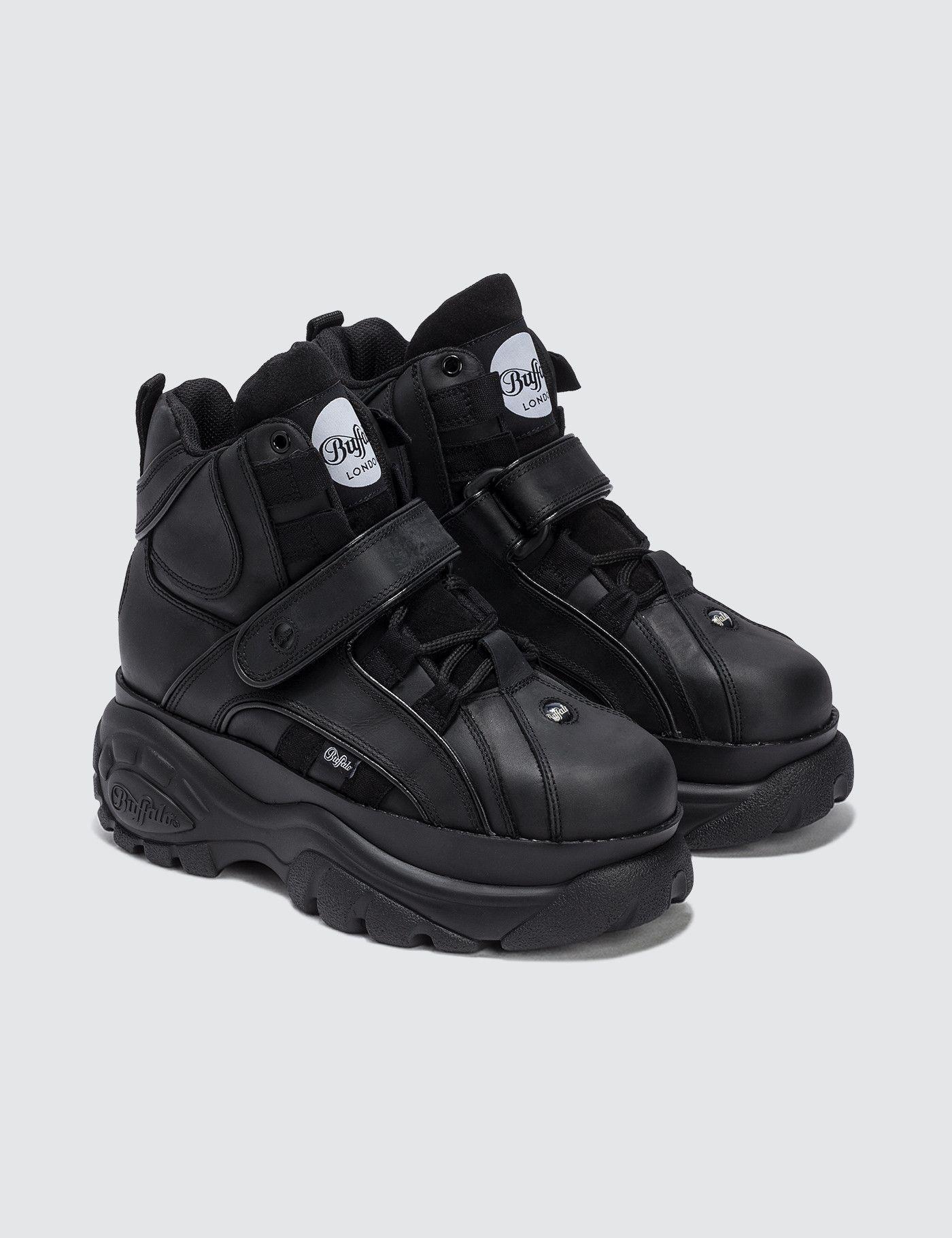 buffalo sneakers high