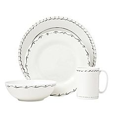 image of kate spade new york Union Square™ Doodle Dinnerware Collection  sc 1 st  Pinterest & image of kate spade new york Union Square™ Doodle Dinnerware ...