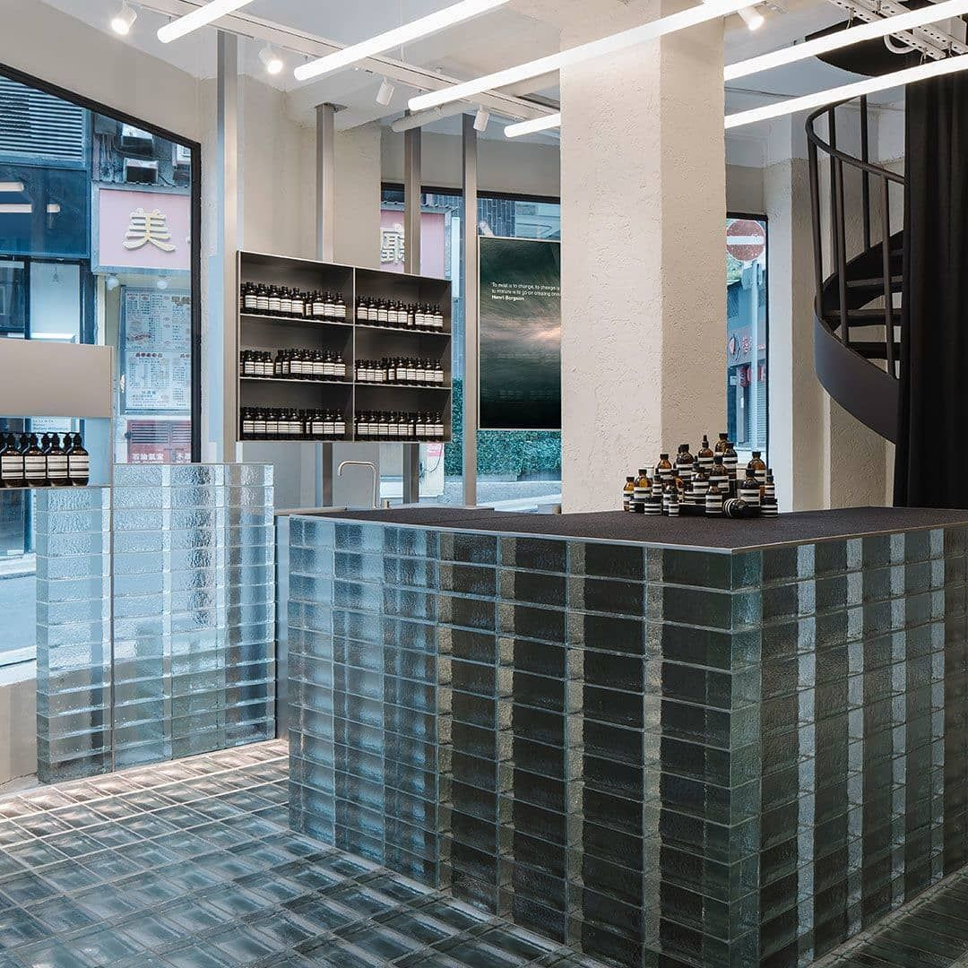 Home Design Ideas Hong Kong: Aesop Gough Street, Hong Kong , Created In Collaboration