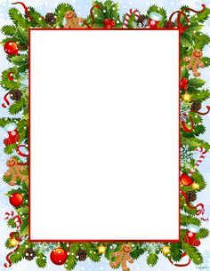 Christmas Time Letterhead  Click Image To Close  Projects To Try