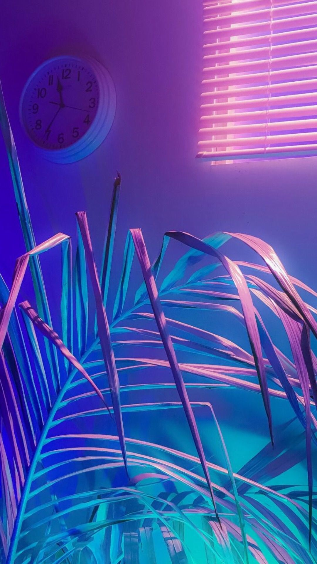 The contrast of neon blue and primary yellow feels extreme: Pin by Lisa on aesthetics | Neon aesthetic, Vaporwave ...