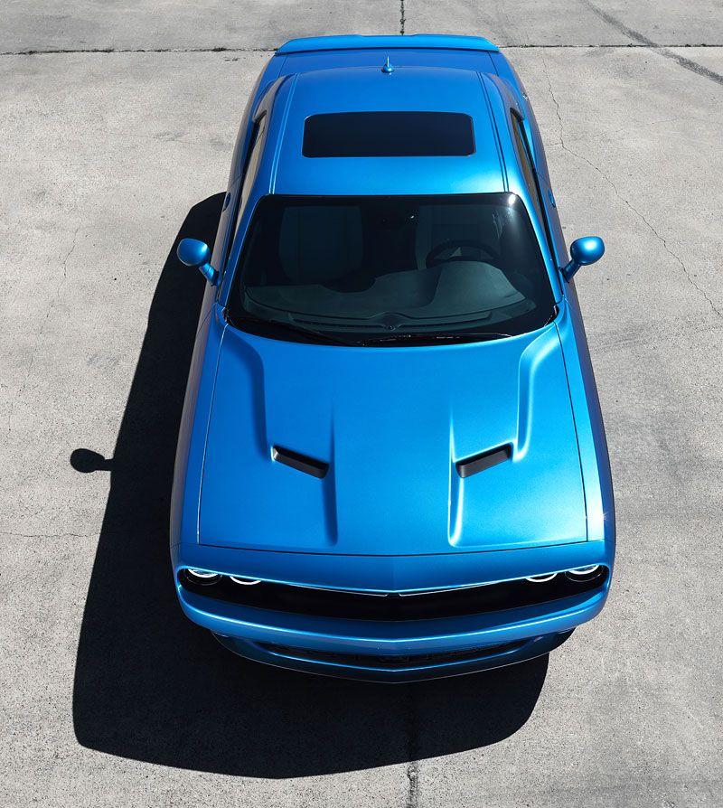 Dodge Challenger 2015 DodgeChallenger Rvinyl 2015