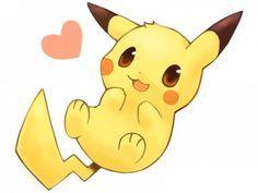 Pikachu Drawing Cute Pinterest Pikachu Pokemon And Cute Pikachu