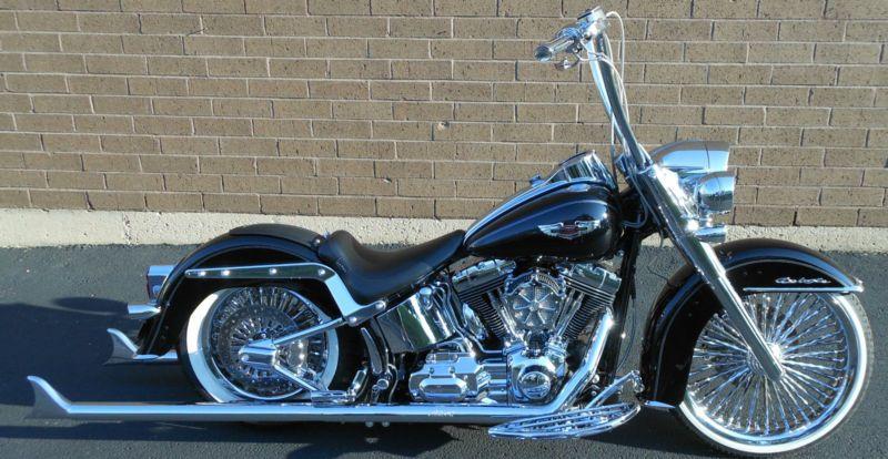 Harley-Davidson : Softail | Motorcycles | Harley bikes