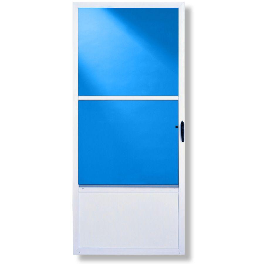 Front Door 8900 9434 Total Comfort Bilt Fremont White Mid View