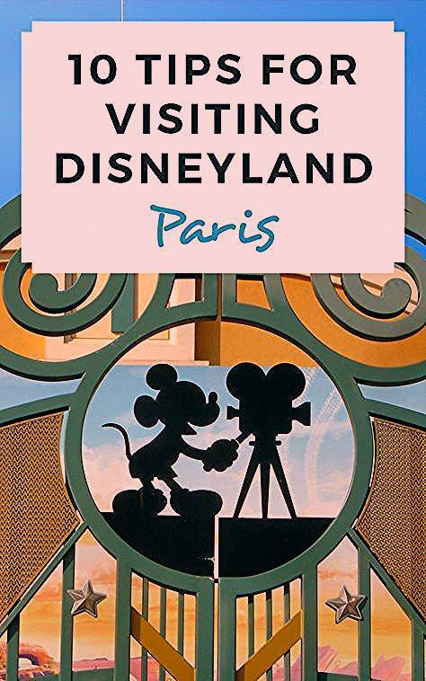Photo of 10 Tips for Visiting Disneyland Paris – Sophie's Suitcase