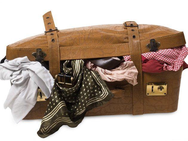 Dez dicas para preparar uma mala enxuta