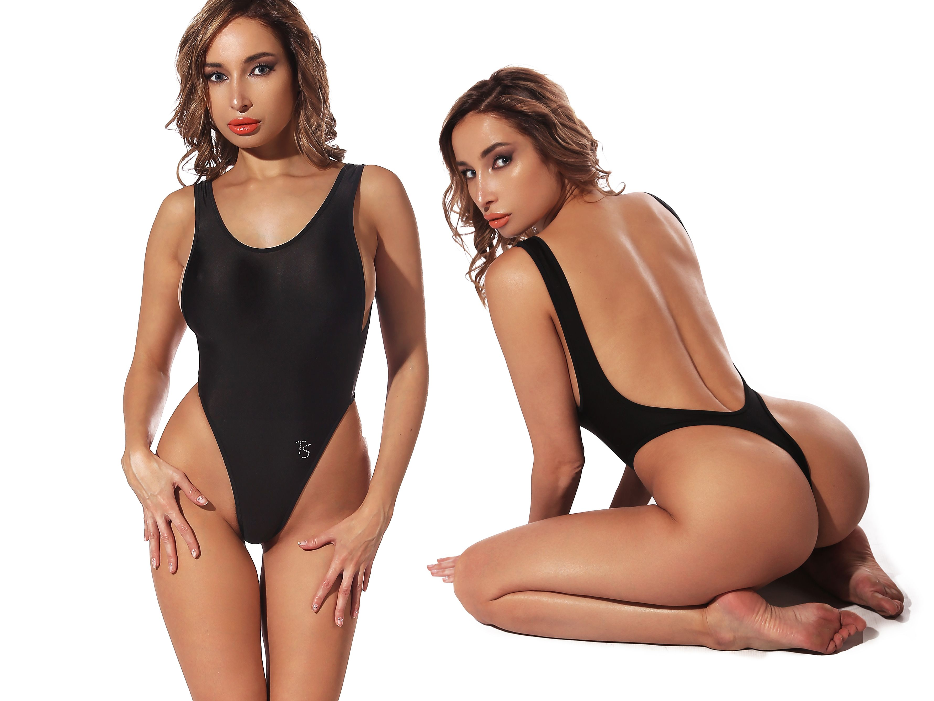 Exclusive womens clothing swimwear. Most beauty fashion exotic designs black  hot transparent one piece swimsuit exstreme sexy monokini 116c9d37f37
