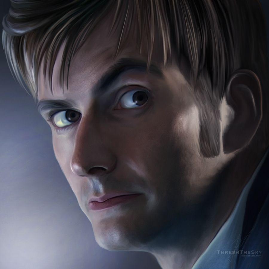 Doctor Who by ThreshTheSky.deviantart.com on @DeviantArt