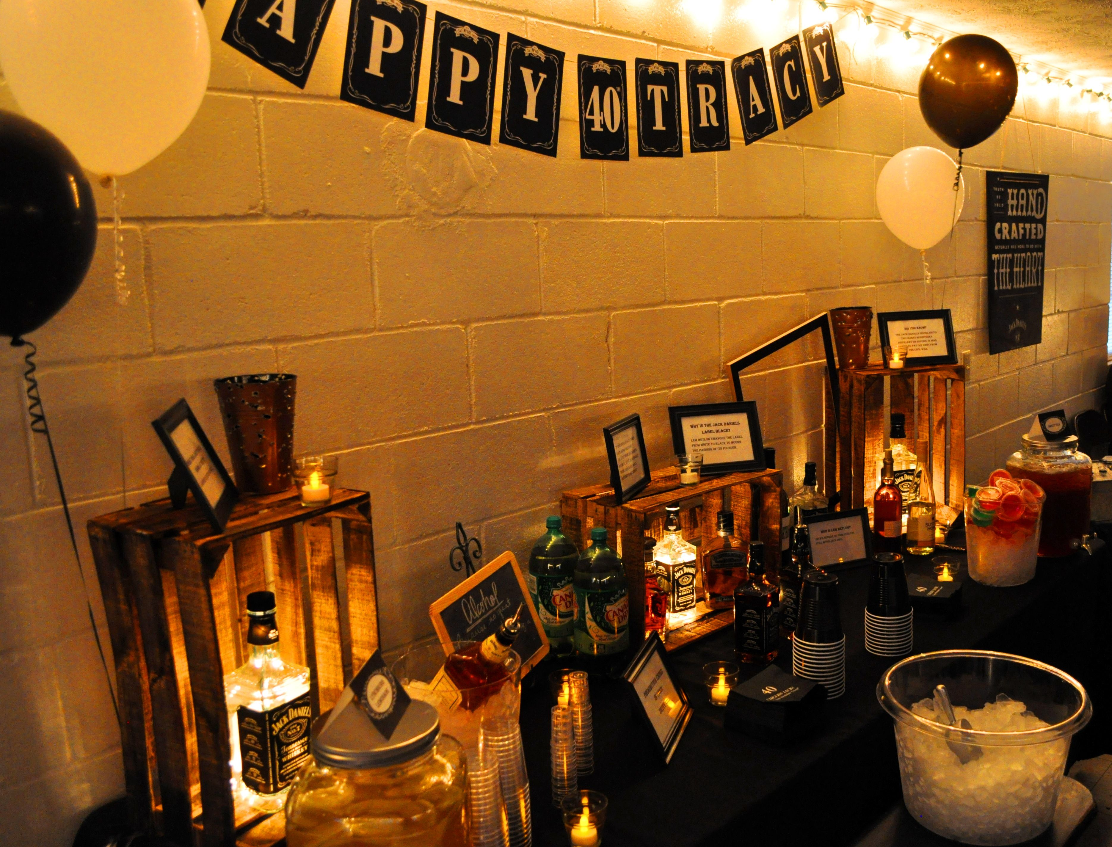 20 Jack Daniels Party Decorations Pictures And Ideas On Stem
