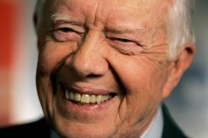 Once again former President Carter stood up for women by walking away from the discrimination and subjugation  of women by his own church. He has always had my admiration. He is a man of integrity, dignity, justice and peace.