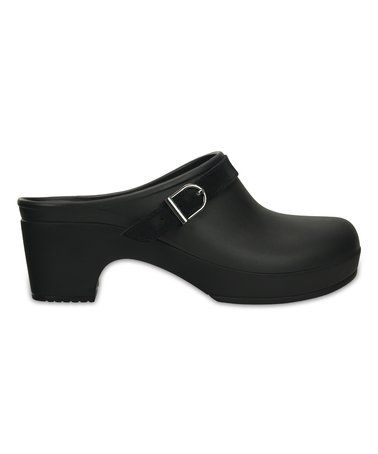 9395f5a3b This Black Sarah Clog - Women is perfect! A clog for dressy ...