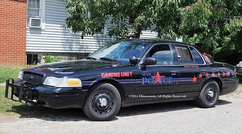 Seaman Police Department K 9 Oh Seaman Police Cars Police