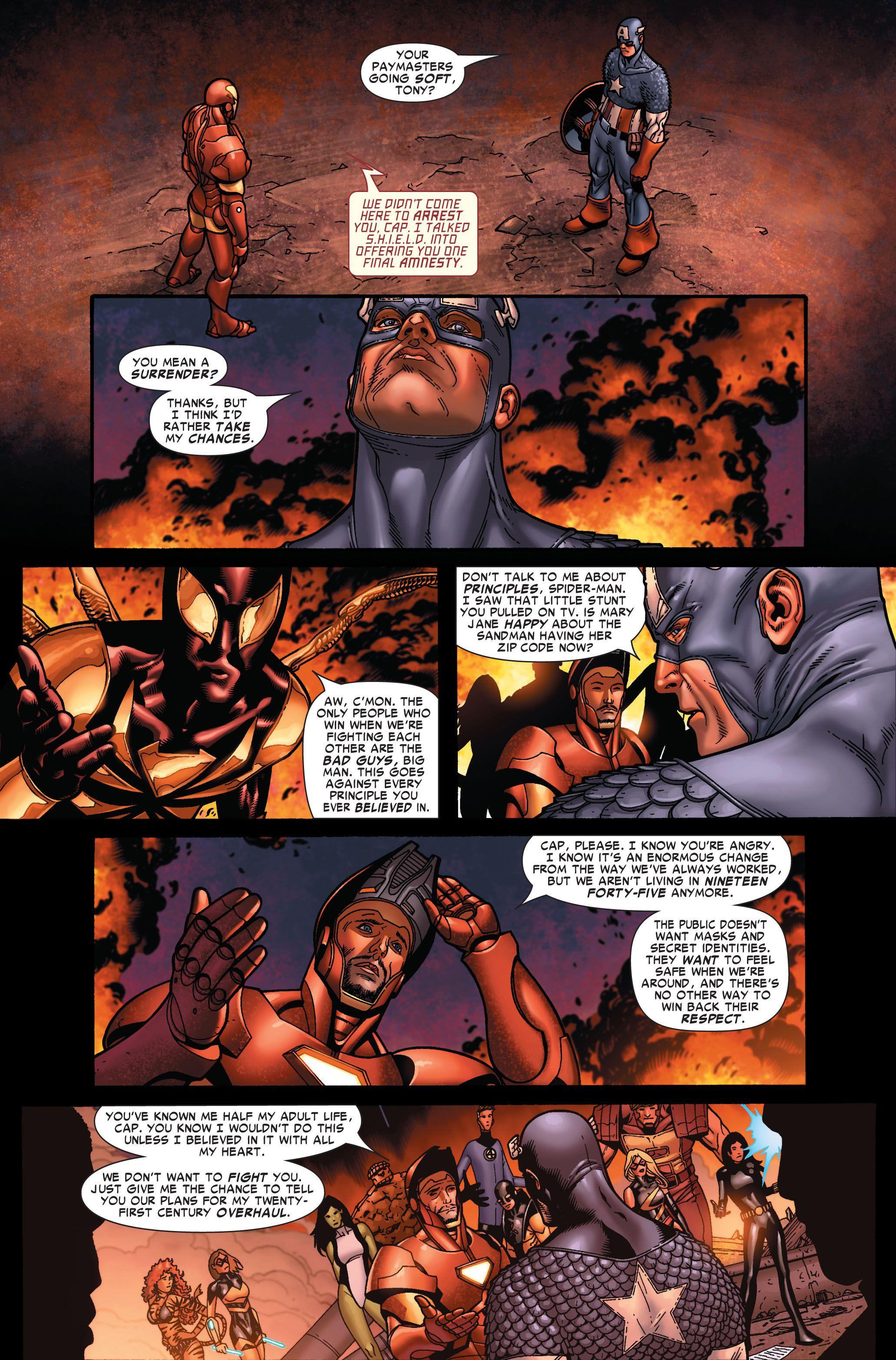 Marvel's Civil War | Episode 3 | Issue #3 | Image 12