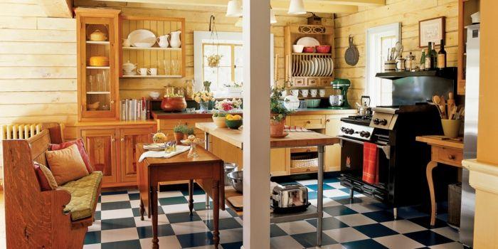▷ 1001+ Ideas de cocinas rusticas cálidas y con encanto | Paredes ...