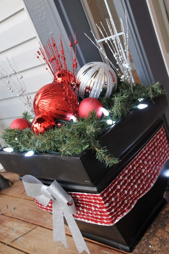 Outdoor Christmas Decorations For A Holiday Spirit Navidad