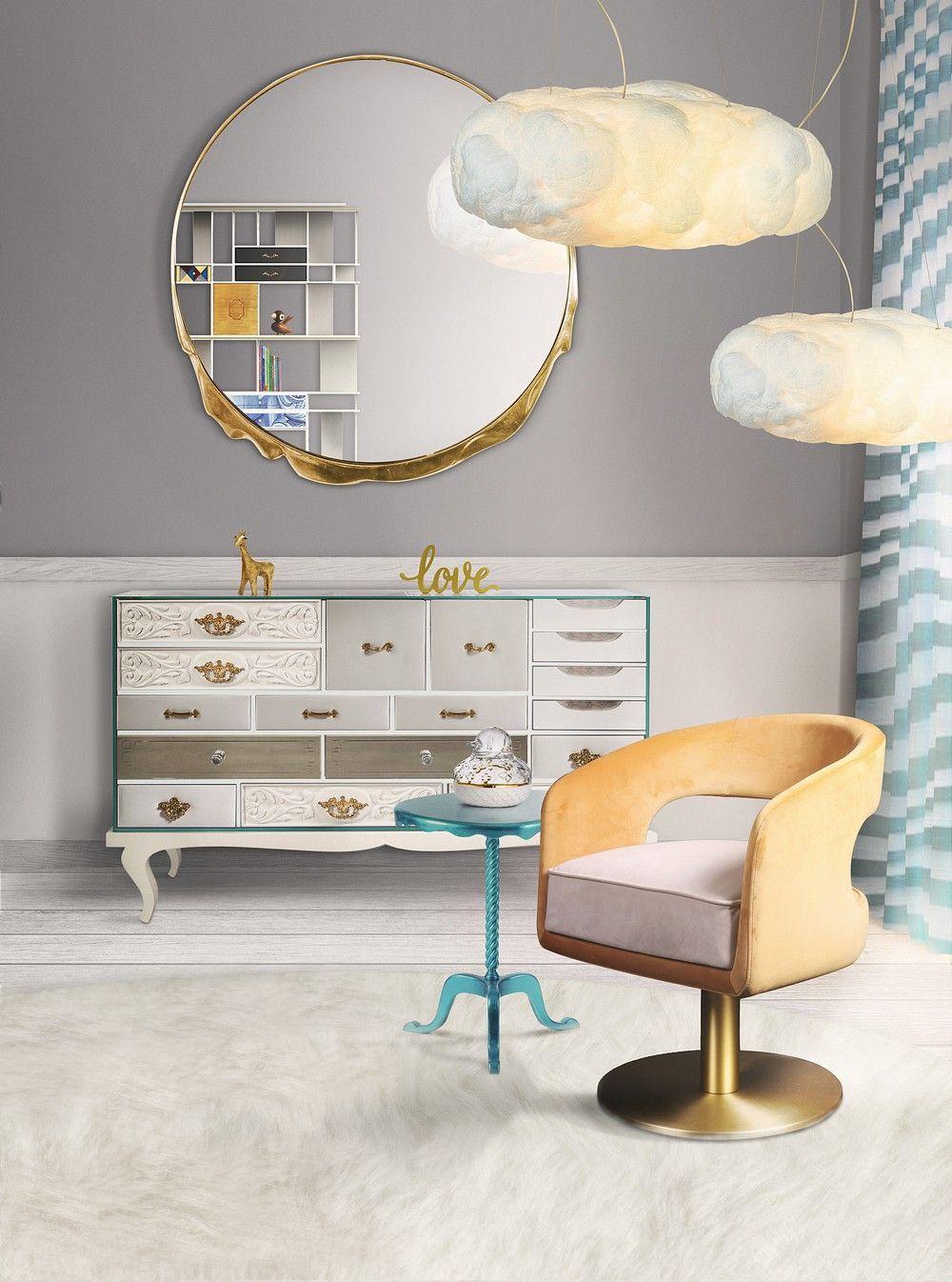 Kids Bedroom Decor Ideas: 5 Stunning Wall Mirrors You\'ll ...