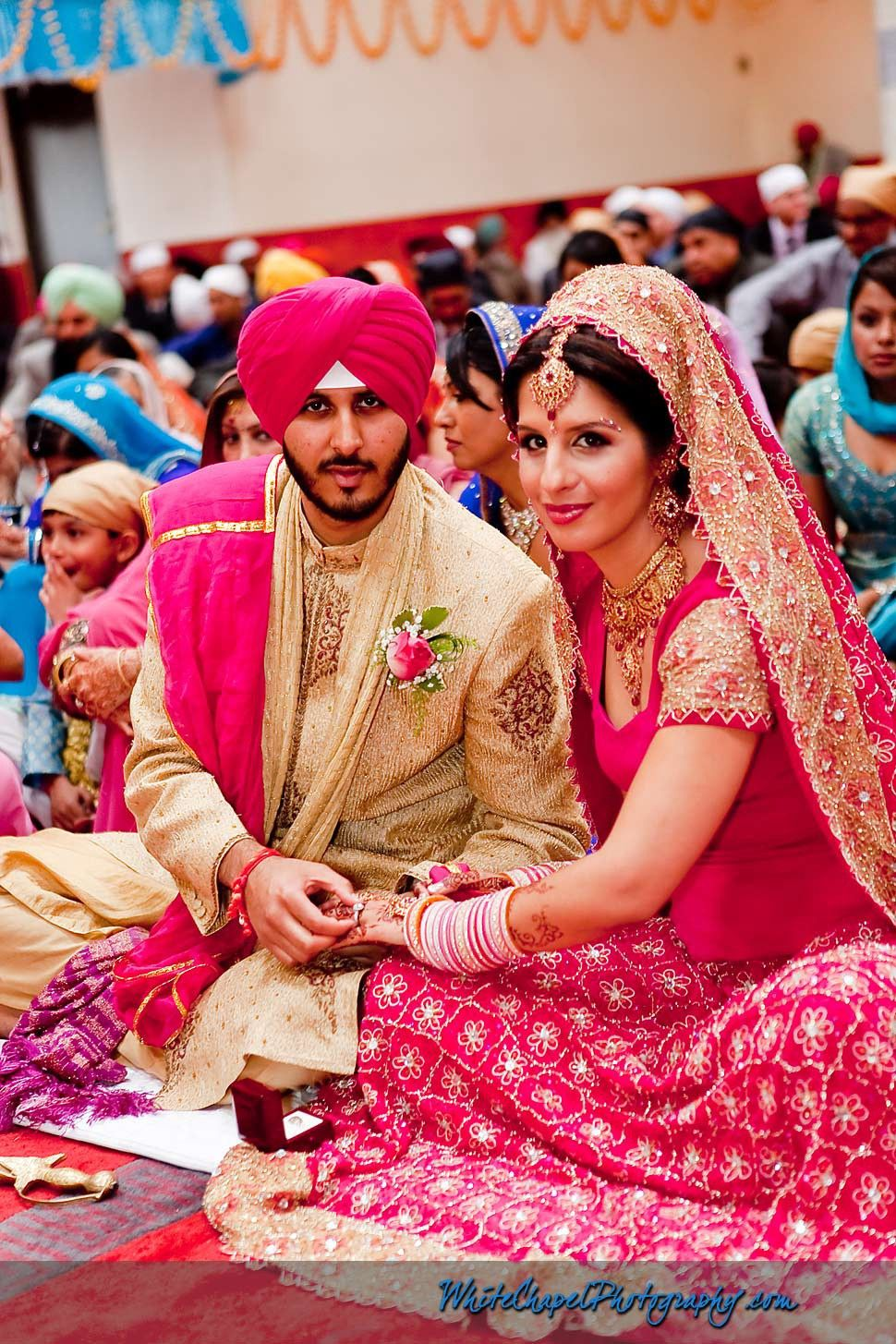 Pin oleh jooana di wedding ideas for you Desi wedding