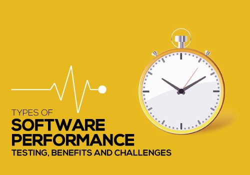 Software performance testing is of different types, each of which has specific purposes. Unlike other software related tests, it is a bit complex and has its own advantages and challenges.