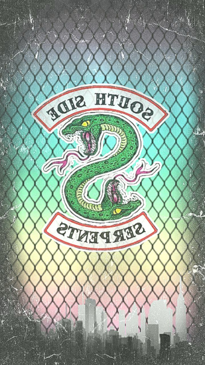 Tumblr Wallpapers Riverdale South Side Serpents Wallpaper City Ciudad De Fond Riverdale Wallpaper Iphone Riverdale Tumblr Riverdale Funny