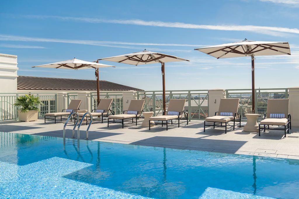 Hotel Bennett Charleston Sc Five Star Alliance Cool Pools Patio Rooftop Pool