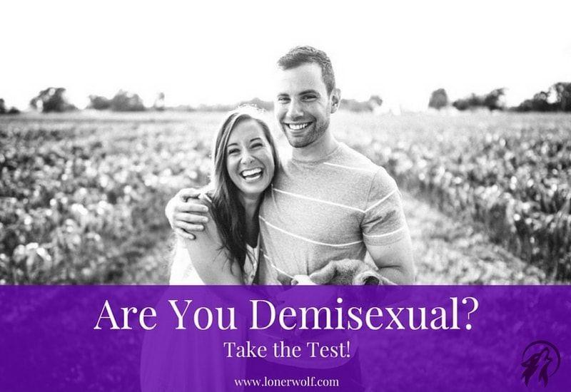 Demisexual test image