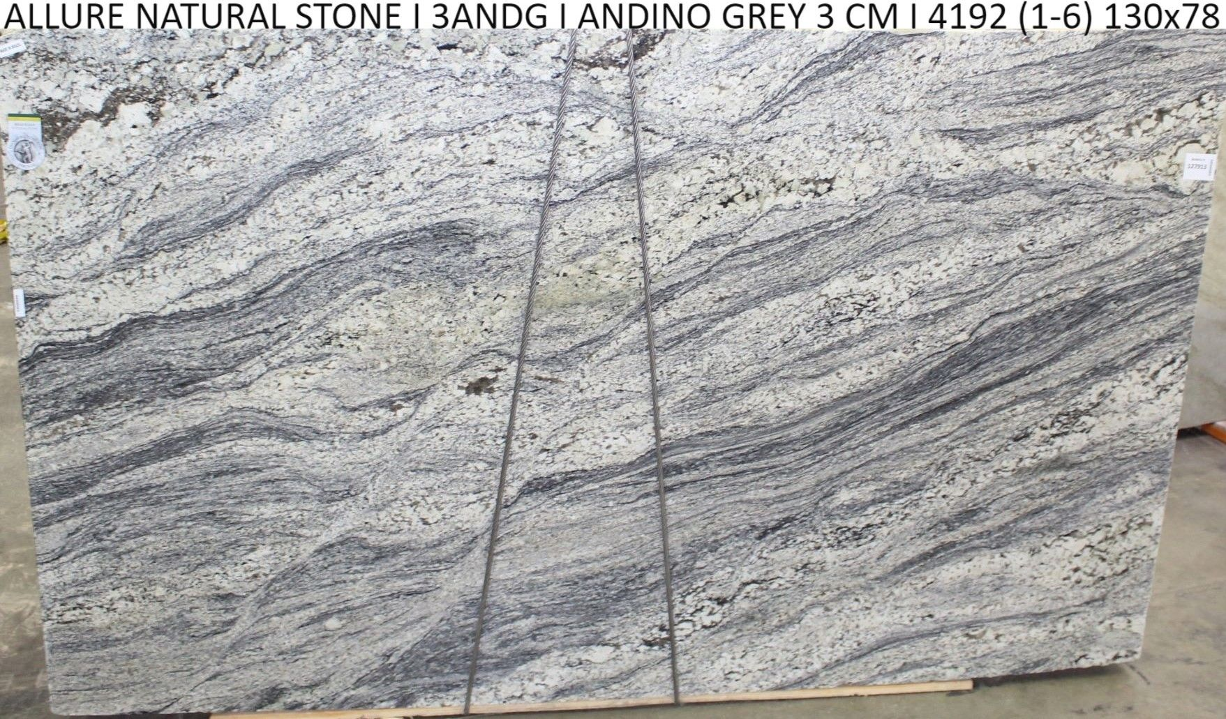 Andino Grey Granite By Allure Natural Stone Grey Granite Natural Stones Quartzite