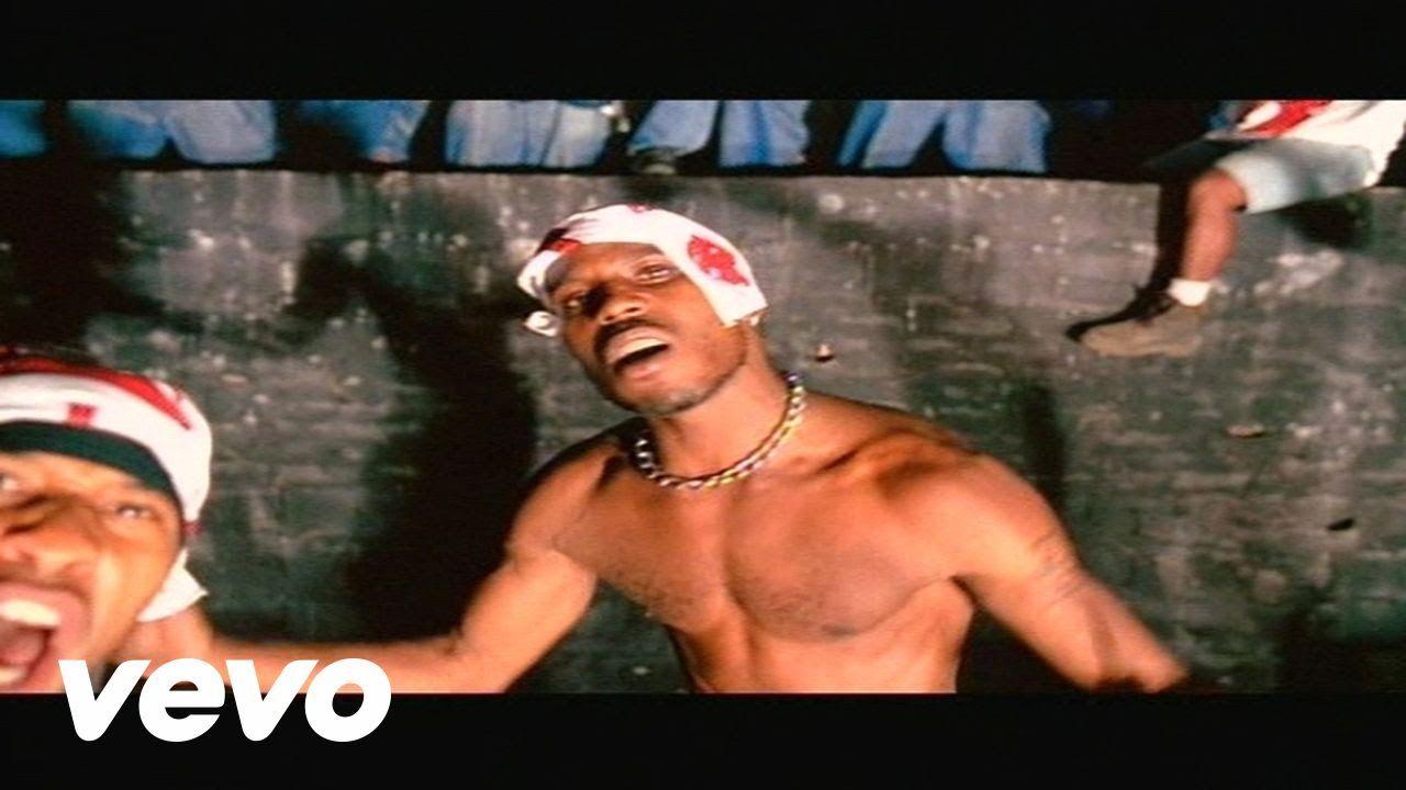 Dmx ruff ryders anthem raphip hop music videos rap
