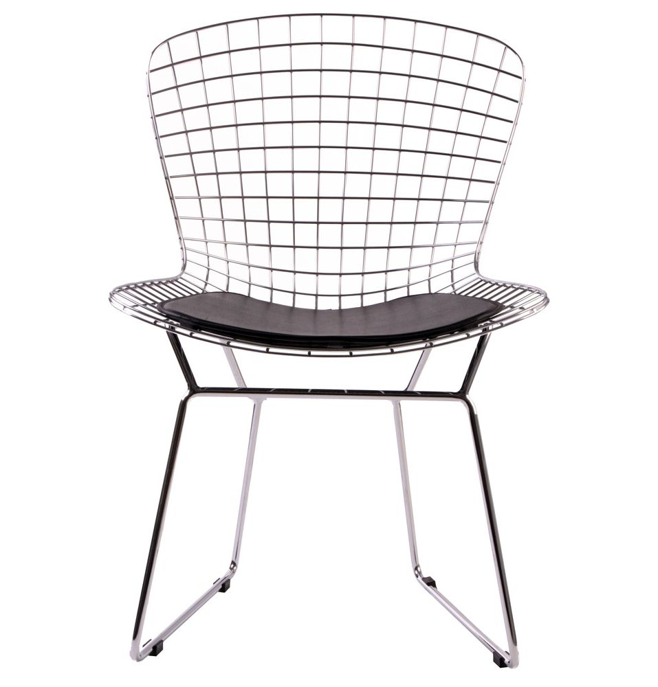 Bertoia side chair white - This Site Is A Slice Of Knock Off Heaven Replica Harry Bertoia Side Chair