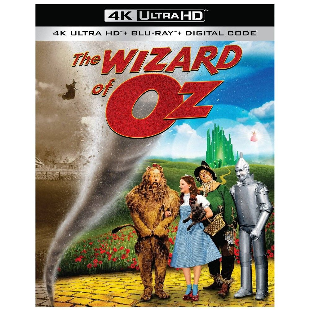 Wizard Of Oz 4k Uhd Wizard Of Oz Judy Garland Victor Fleming