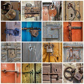 Dvere, Zamykanie, Visiaci Zámok