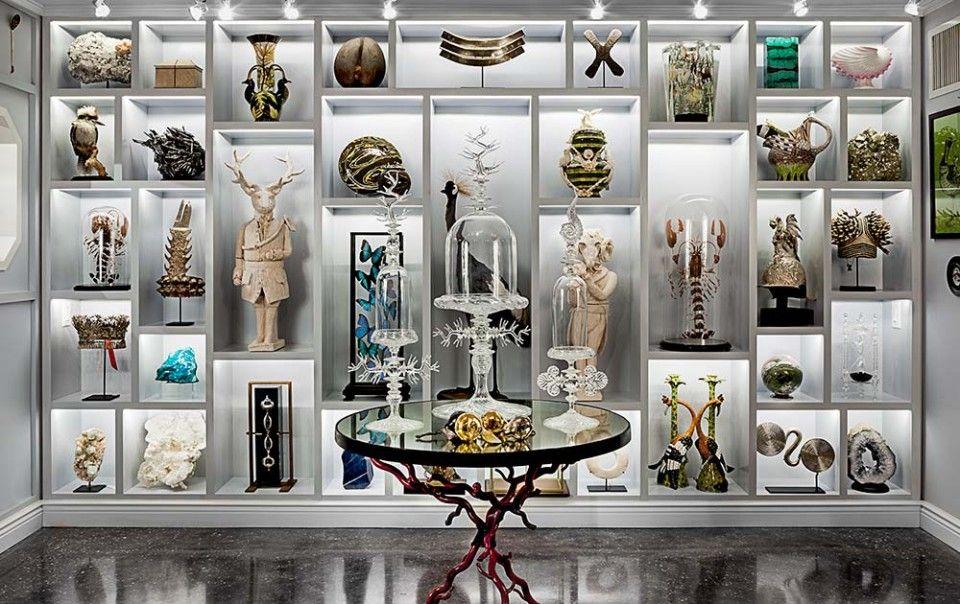 cree and gow bookcase   Decoración: Galerías, marcos, cuadros ...