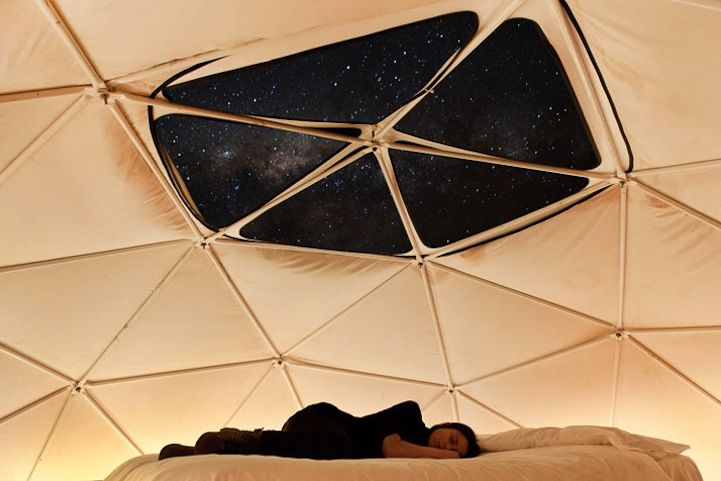 Chile's Stargazing Hotel Marvels at 300 Nights of Clear Skies - My Modern Metropolis