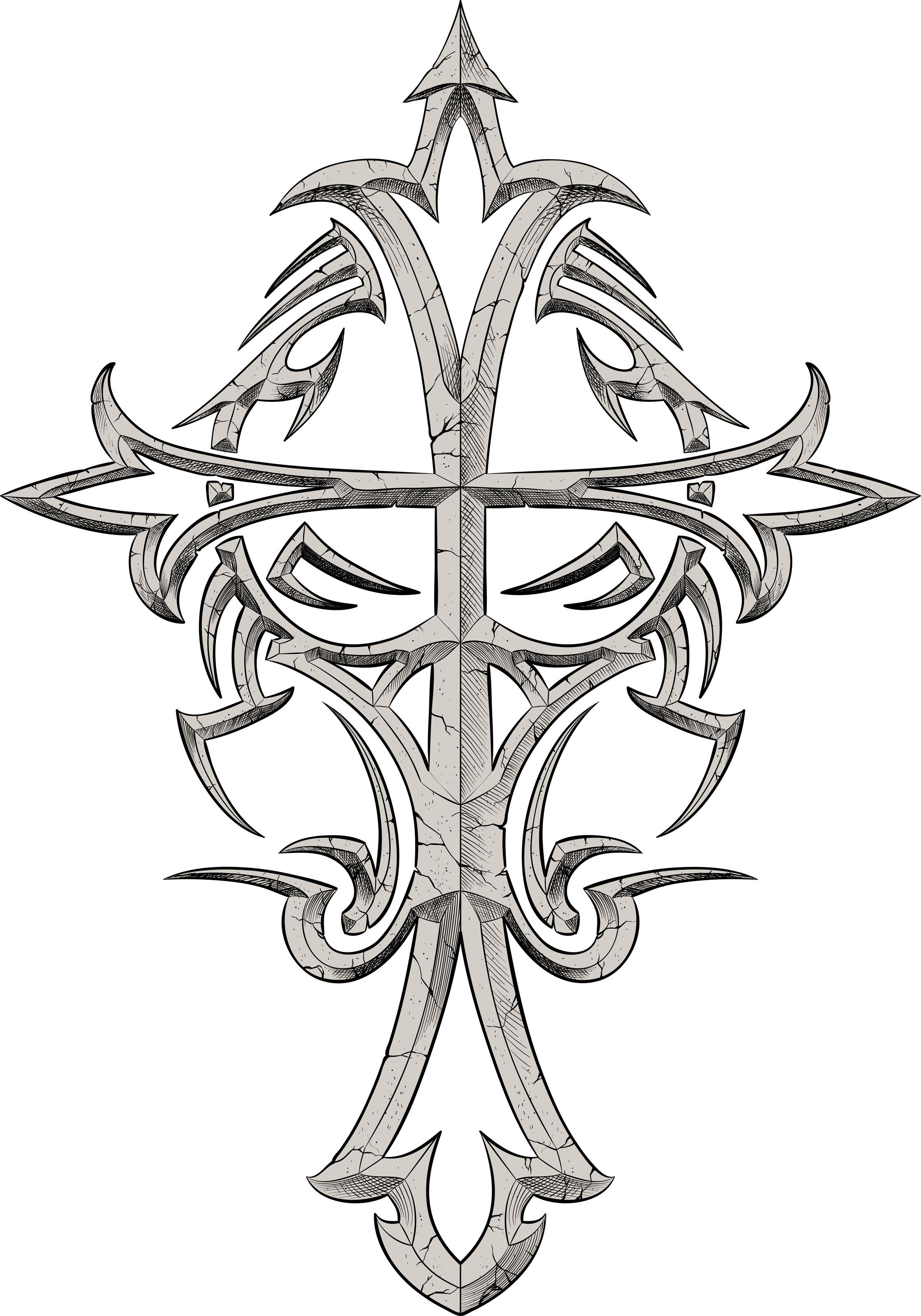 Celtic cross tattoos for men designs for free download for Free tattoo design