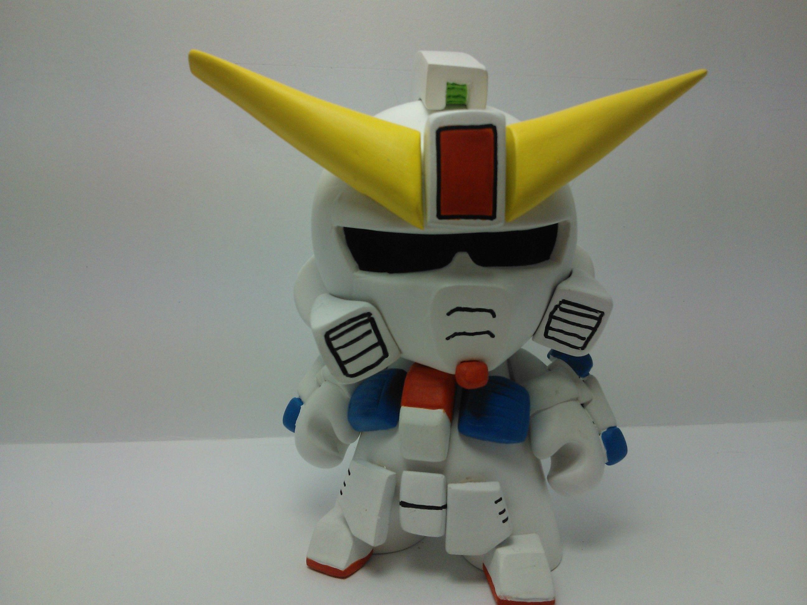 Munny Gundam