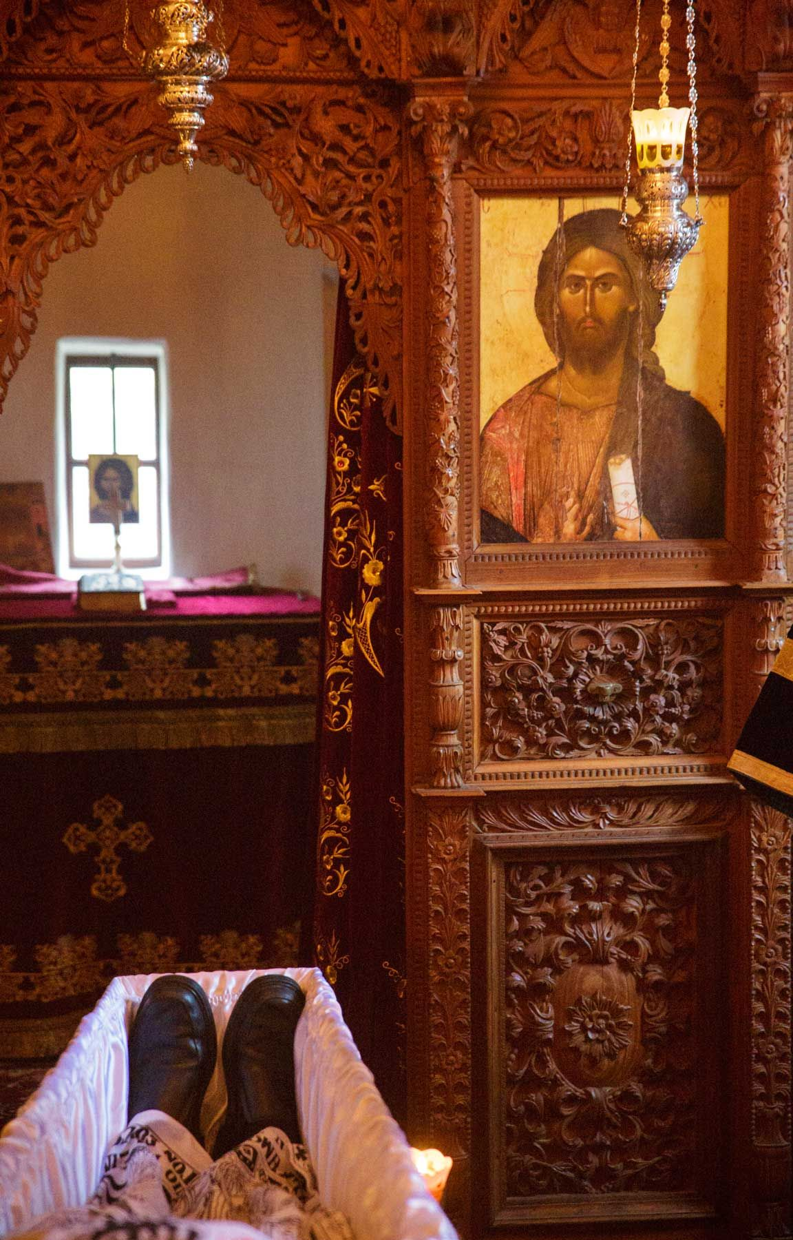 God will have the last word Orthodoxy, God, Sacred space