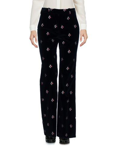MAISON MARGIELA Women's Casual pants Dark blue 8 US
