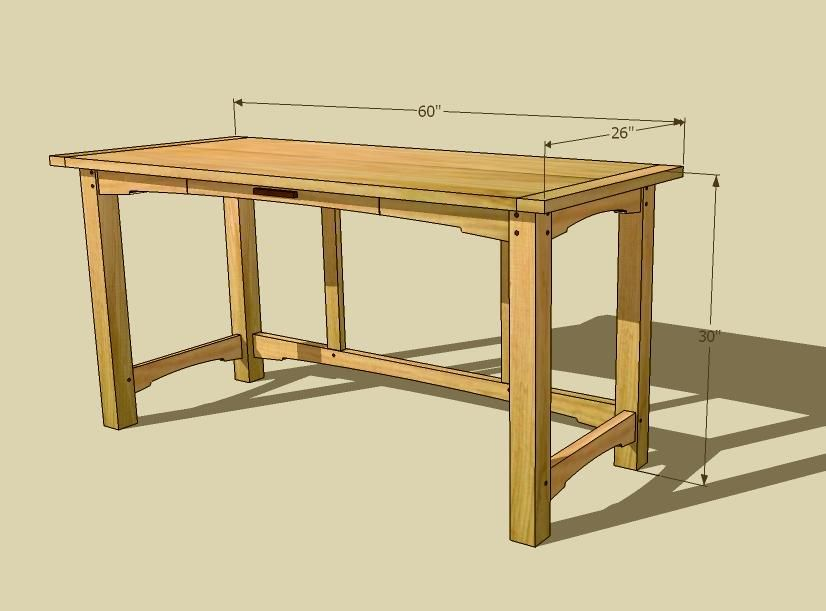 29 Inspiring DIY Computer Desk to Support Your Work | DIY ...