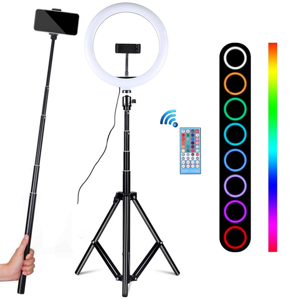 Tripod Led Ring Lamp Photo Studio Ringlight For Tiktok Salesphonesep Com Selfie Ring Light Ring Lamp Led Ring