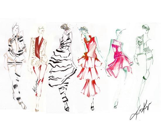 Fashion illustrator job description 3
