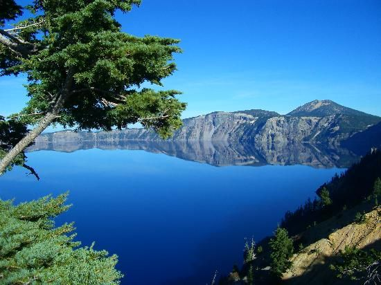 Crater Lake, Oregon...can't wait to see this in August!