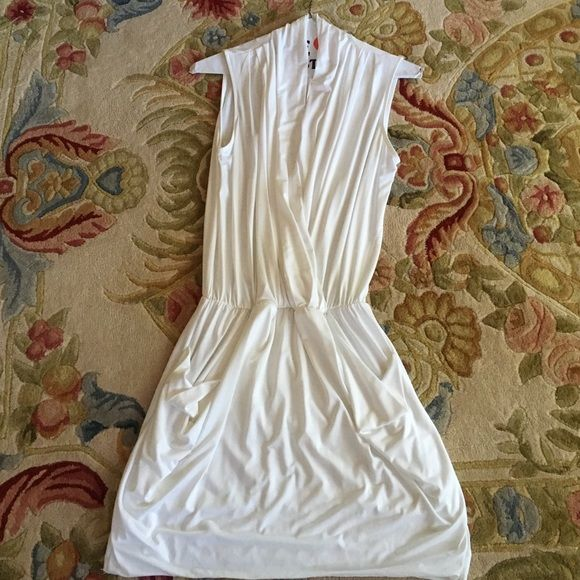 Rachel Roy white dress wore once Wore once and dry cleaned beautiful Rachel Roy dress XS just like new . Pet free smoke free home. Please ask any questions!! RACHEL Rachel Roy Dresses Mini