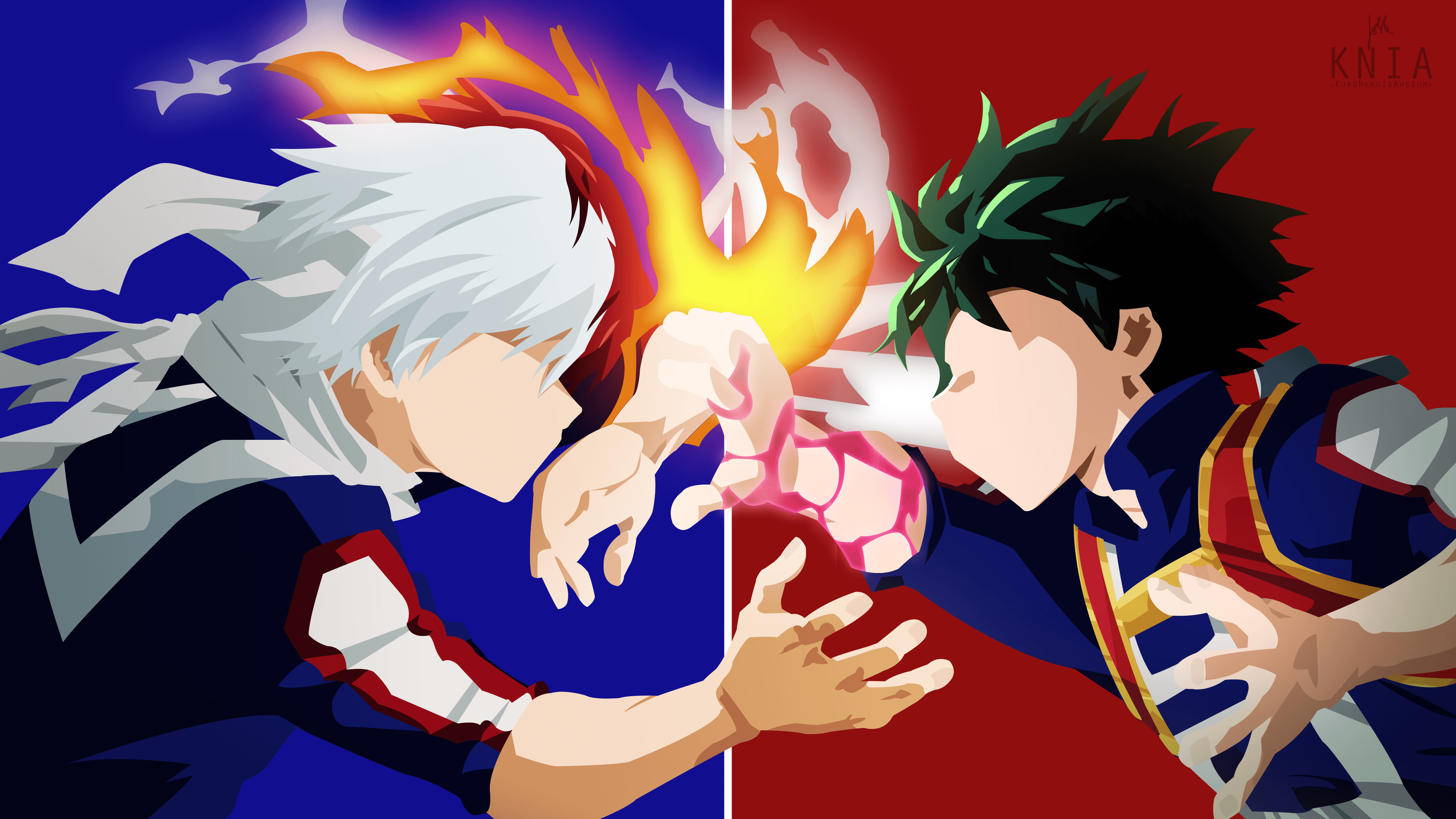 3840x2160 199 4k Ultra Hd My Hero Academia Wallpapers Background